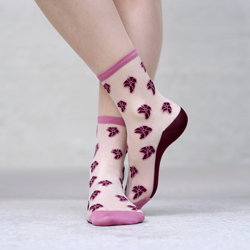 Chaussette Flower Of London